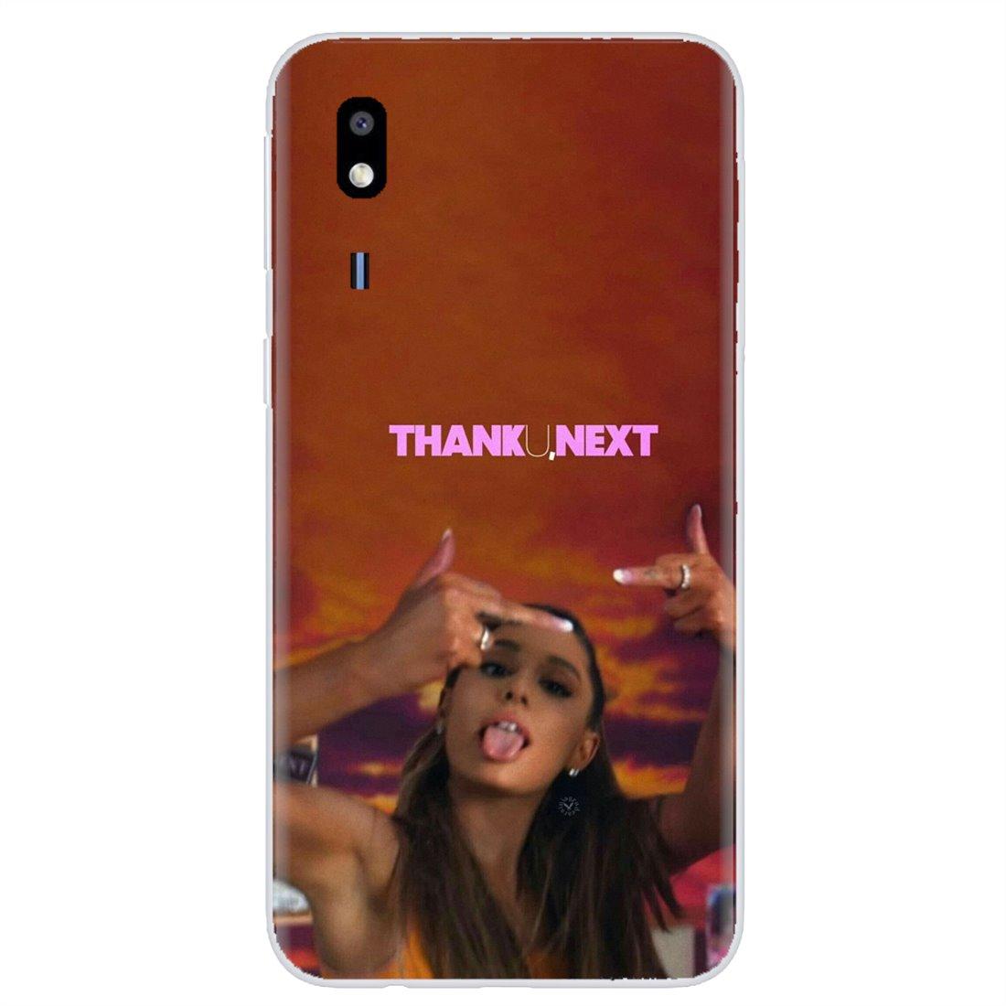 Para Motorola Moto G G2 G3 X4 E4 E5 G5 G5S G6 Z Z2 Z3 C jugar Plus personalizar la caja del teléfono de silicona de Ariana Grande mi corazón Super chica