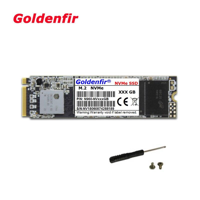 Goldenfir m.2 ssd m2 256gb pcie nvme 128 gb 512 gb 1 tb disco de estado sólido 2280 disco rígido interno hdd para desktop portátil msi asro
