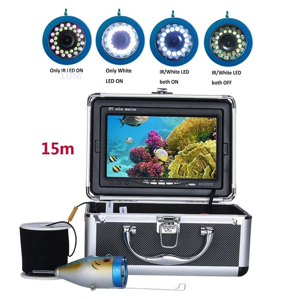 GAMWATER Underwater Fishing Camera 7