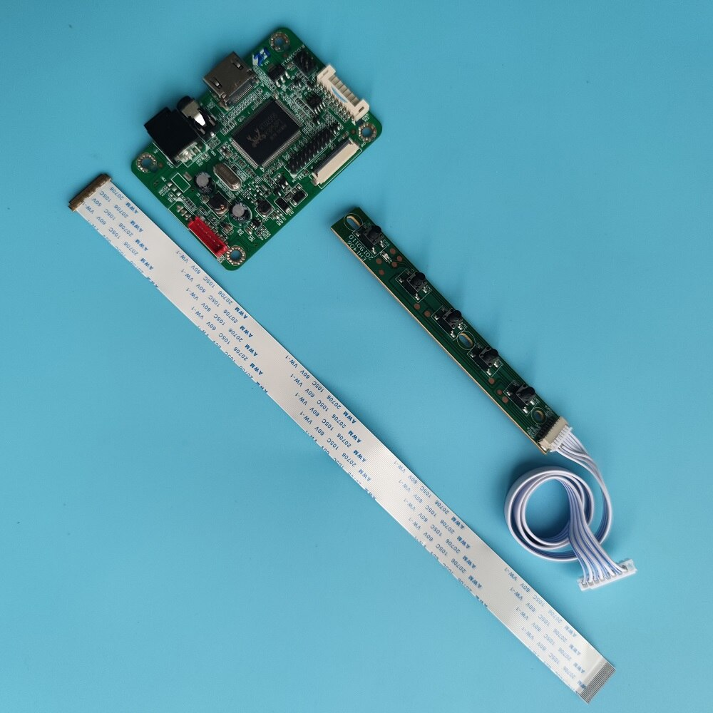 2019 LCD LED EDP مجموعة التحكم المصغرة مجلس سائق ل 14.0