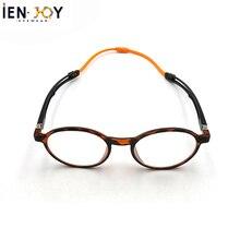 Ilove-lunettes de lecture magnétiques bleues   Anti-lumière, lunettes de lecture portables, lunettes rondes à cou suspendu, lunettes pour hommes + 1.5