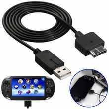 USB-кабель для передачи данных и синхронизации, зарядный шнур, Линейный адаптер питания, провод для Sony PlayStation Psv 1000 Psv ita PS Vita PSV 1000