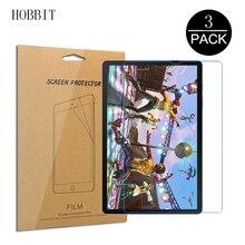 3 pièces Film Anti-déflagrant pour Samsung Galaxy Tab S6 10.5 pouces tablette Film protecteur décran T860 T865 SM-T860 Film Anti-choc pour animaux de compagnie