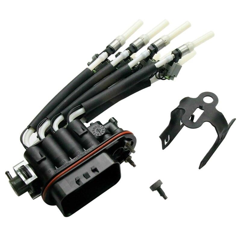 قطع غيار السيارات قطع غيار النقل العنكبوت Vortec حاقن وقود لتشيفي رافعة شاحنة خفيفة لنقل السلع V8 5.0L 5.7L FJ504 89060440