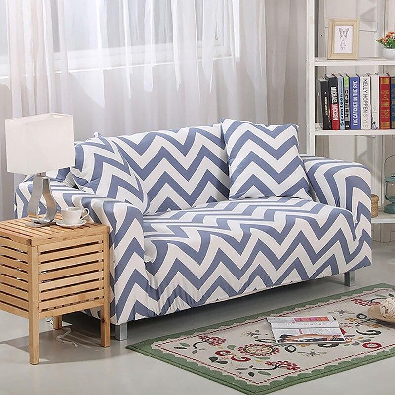 غطاء مطاطي للأريكة والكرسي بذراعين 1/2/3/4 مكان ، لغرفة المعيشة ، متوافق مع صوفا زاوية
