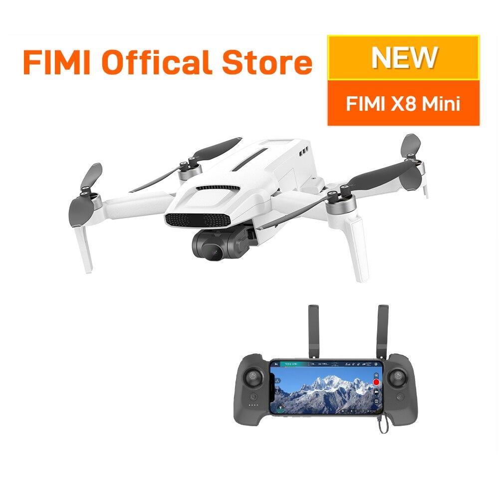 FIMI X8 мини-Дрон с камерой г-класс дроны 8 км 4k профессиональный мини-Дрон Квадрокоптер с камерой Gps вертолет с дистанционным управлением