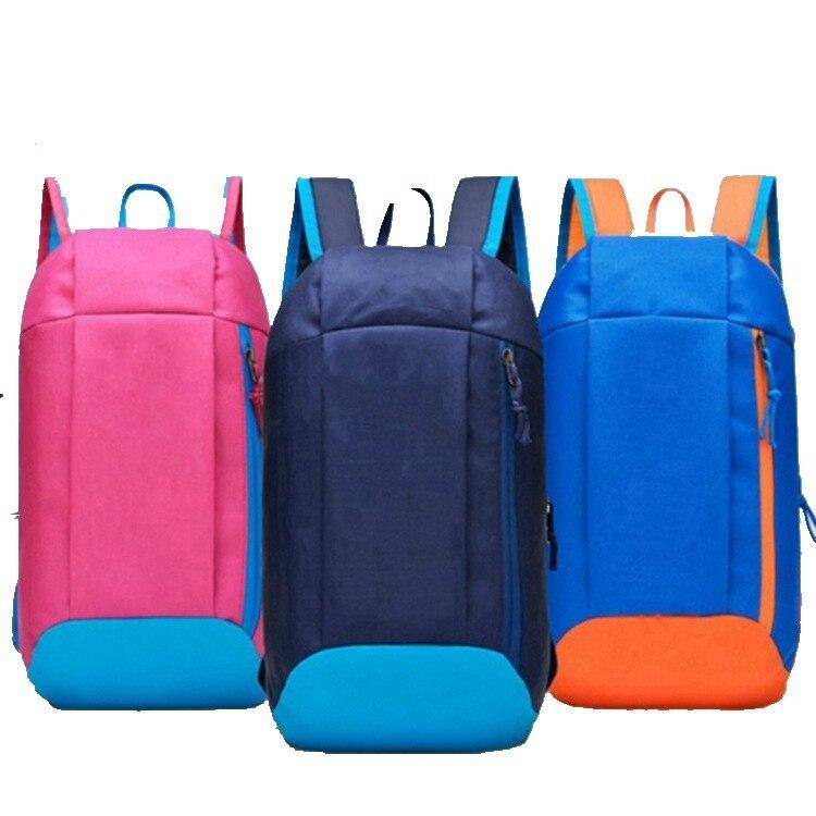 Водонепроницаемый спортивный рюкзак, маленькая спортивная сумка, женский розовый уличный чемодан для фитнеса, путешествий, спортивные сум...