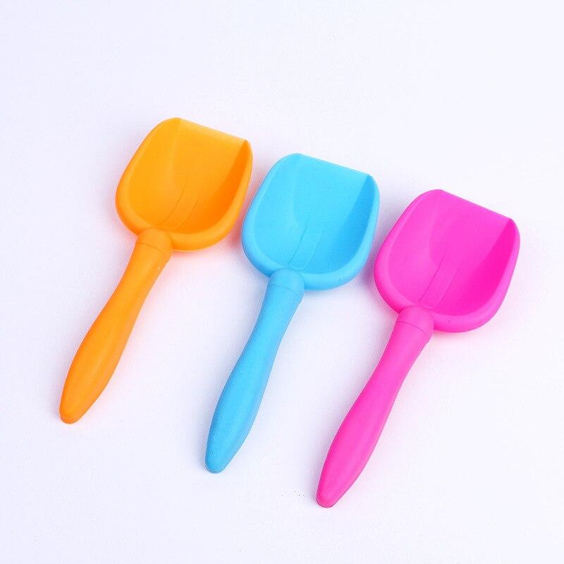 5 шт. пляжные игрушечные лопаты, Детская игрушечная Лопата для песка, Ранняя летняя Лопата для песка, игрушки для воды