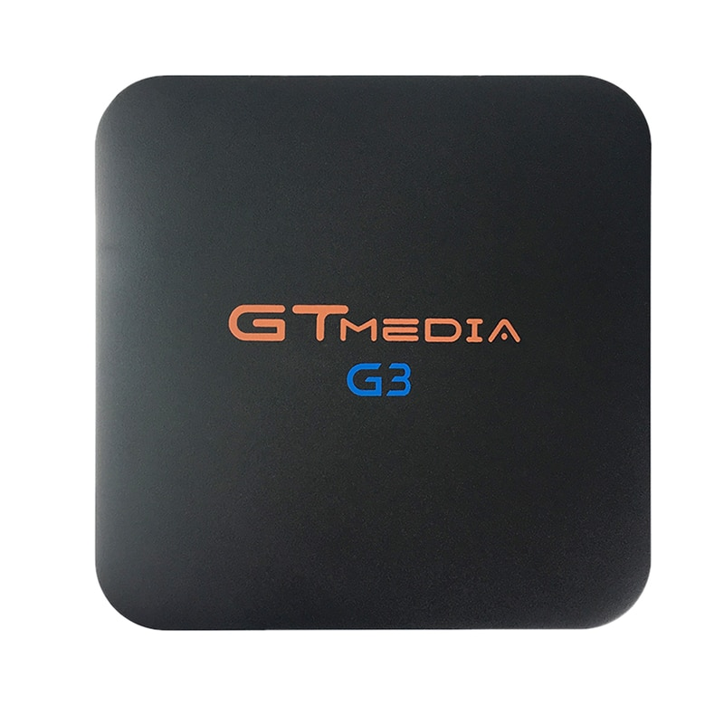 7.1.2 Gtmedia G3 Android Amlogic S905X 2 Gb/16 Gb Tv Box 2.4G/5G Wifi Bluetooth 4.0 Lan Hdm Set Up Box Tv (Plug Ue)