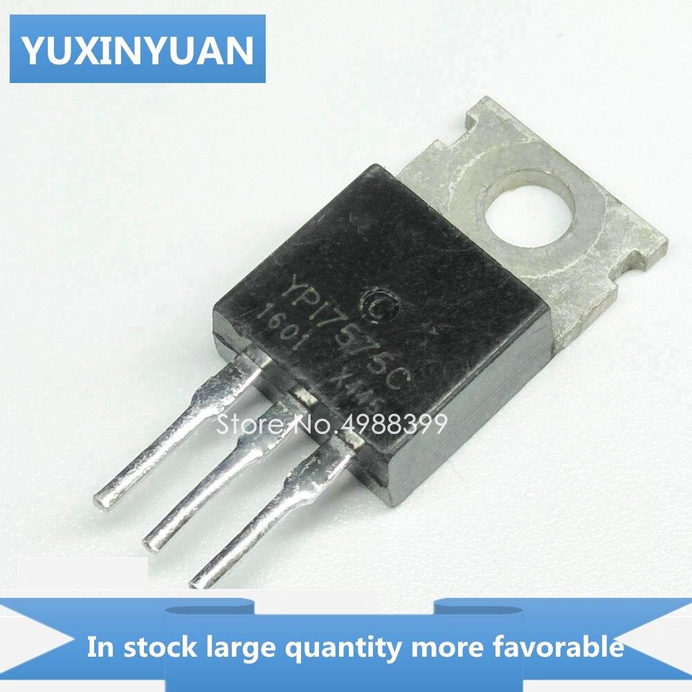 5 uds YPI7575C YPI7575 YPI 7575C PI7575C I7575C TO220 en stock