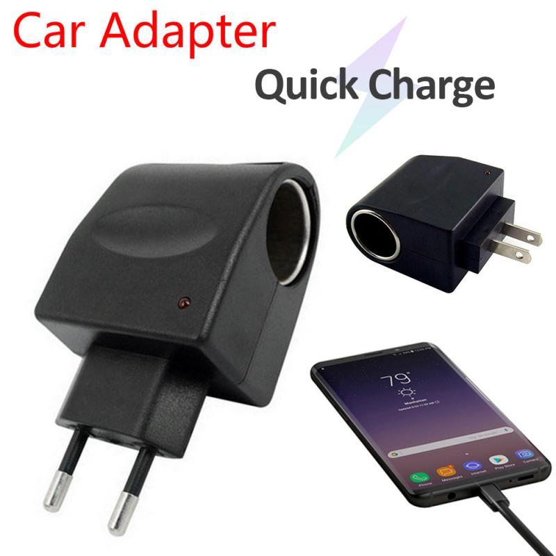 Car Lighter Splitter Plug Dual Car Charger Car 12V Socket Cigarette Lighter Tee Adapter Cigar Jack S