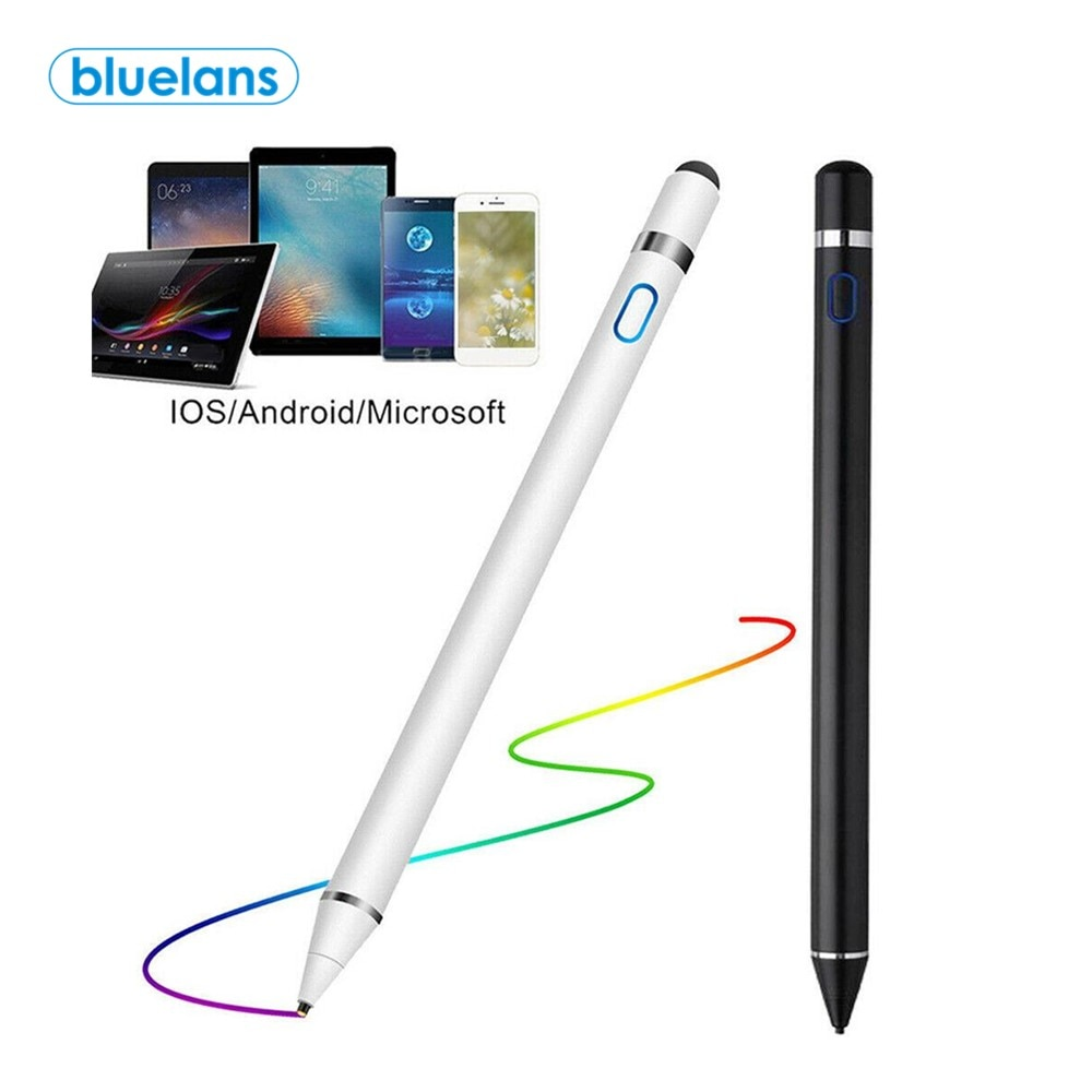 Stylus Pencil for Apple IPad Android Tablet Pen Drawing Pencil 2in1 Capacitive Screen Touch Pen Mobi