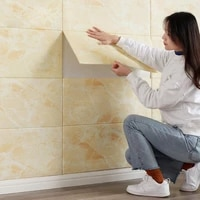 marble pattern 3d wall sticker simple fashion waterproof anti pollution self adhesive environmental protection wall sticker