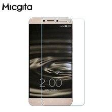 Micgita verre trempé pour Letv LeEco Le 2X527 protecteur décran téléphone détail boîte pour LeEco Le 2 Pro Film de protection