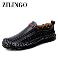new mens shoes summer mesh shoes comfortable mens casual shoes outdoor sneakers flat loafers moccasin zapatos de hombre 38 47
