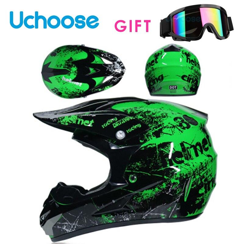 Hot Universal Motobike Motorcycle Helmets Moto Racing Motocross Off-road Children Helmet Casque Moto Capacete Moto Casco Adult