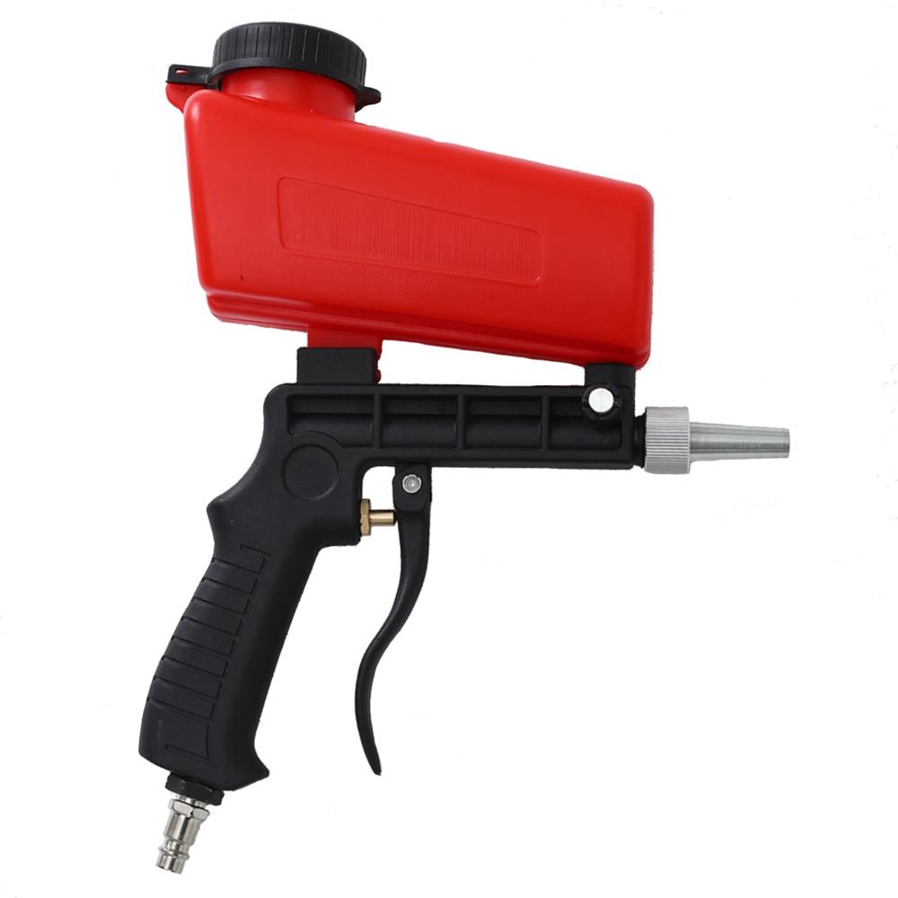 Pistola de chorro de arena por gravedad portátil de 90 psi - Herramientas eléctricas - foto 2