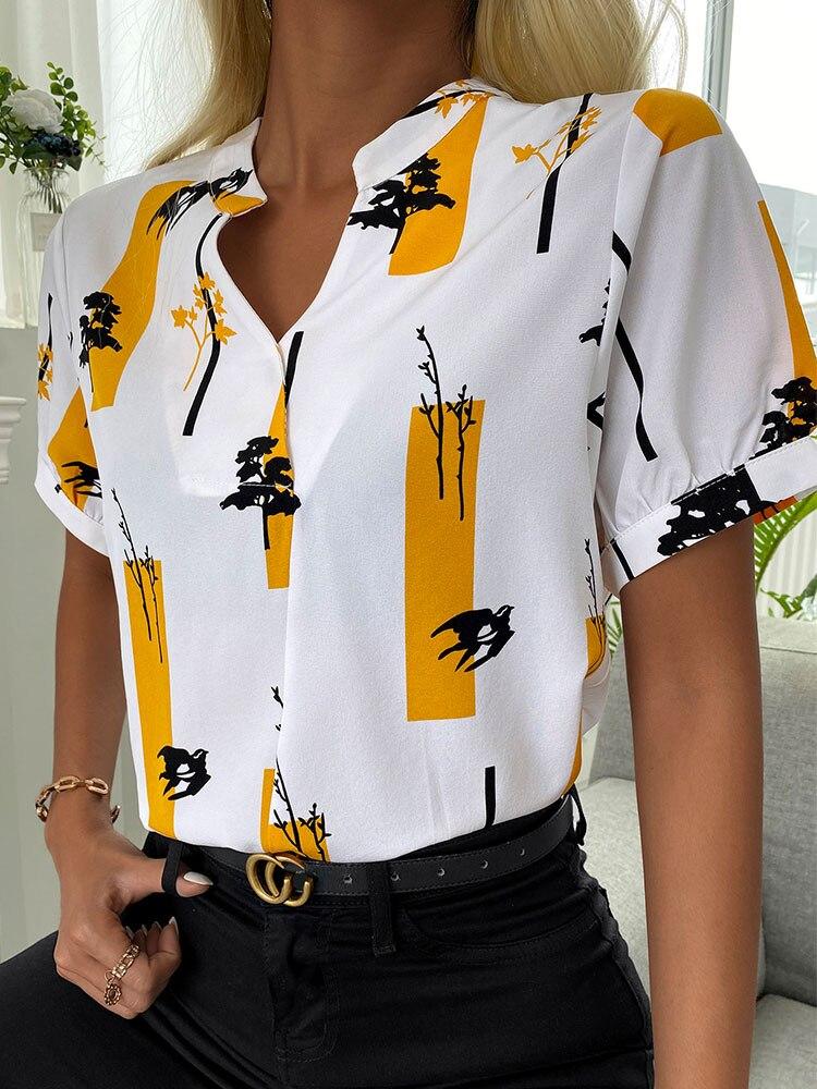 Размера плюс безрукавки для летние женские повседневные ботфорты 2021 Новая модная рубашка с отложным воротником для мальчика Colorblock (цветово...