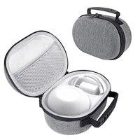 ZOPRORE Hrad EVA portant pour Appel HomePod Mini haut-parleur Bluetooth boite de voyage  HomePod Mini sac de rangement et accessoires