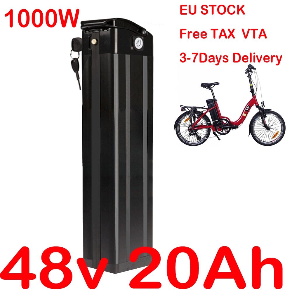 48V 500W 750W 1000W E-الدراجة البطارية 48V 20AH دراجة كهربائية بطارية 48V 20AH 18AH 15AH 13AH 12AH 11AH 10AH 9AH 8AH بطارية ليثيوم