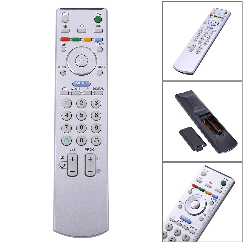 Replacement TV Remote Control for Sony TV RM-GA008 RM-YD028 RMED007 RM-YD025 RM-ED005 RM-GA005 RM-W112 RM-ED014 RM-ed006 RM-ed00