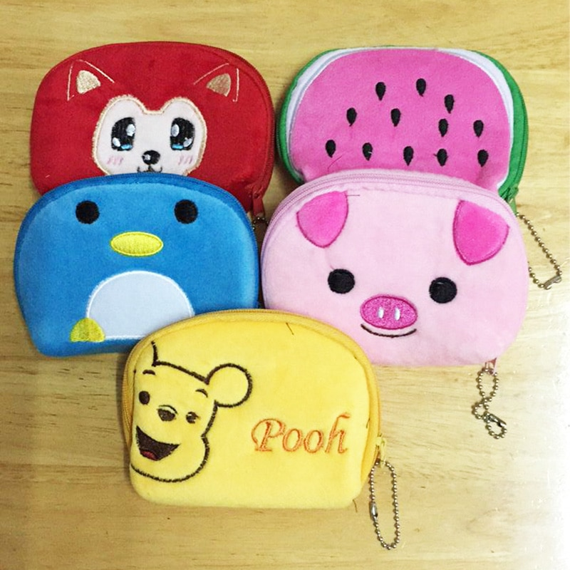 Drop Shipping Multi Cartoon Style Coin Purses Wallet BAG Pouch BAG Pendant BAG Pouch Coin Pendant Bag