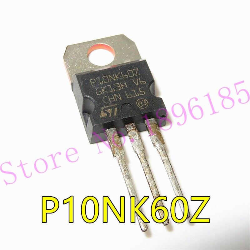 Nuevo y original P10NK60Z STP10NK60Z a-220 600V 10A en stock
