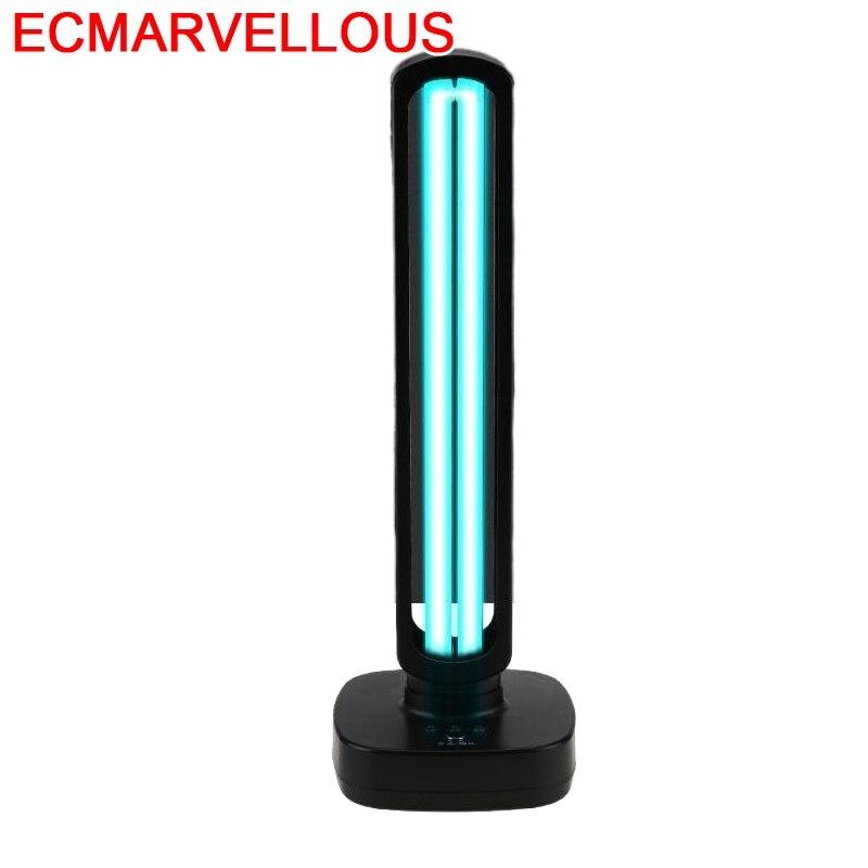 Violet bombilla Uvb esterilizador Uvc desinfección Uv lámpara Ultravioleta Uv-c Germicida ozonizador...