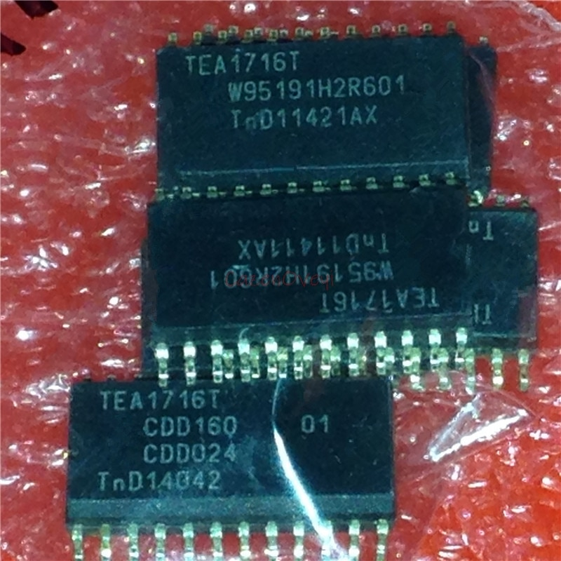5 pçs/lote TEA1716T TEA1716 SOP-24 Em Estoque