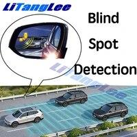 car bsd bsa bsm blind area spot warning safety drive alert mirror rear radar detection system for audi a4 a4l b8 8k 20082012
