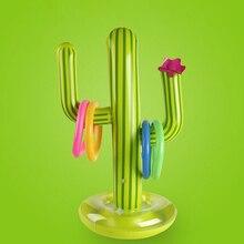 Nadmuchiwana zabawka okrąg kaktusa dziecięca gra intelektualna zabawka woda interaktywna chłopiec i dziewczynka skuwka Outdoor Sports