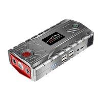 WINTUWAY Mini Portable Car Jump Starter 600A 12V Starting Device Lighter 4USB Car Jump Starter Power Bank Battery Charger