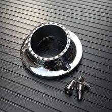 Exhaust Tip Muffler Power For Yamaha Bruin 350 Grizzly 660 ATV Grizzly 350 Kodiak 400 450 Wolverine 350 450 Rhino 450 / 660