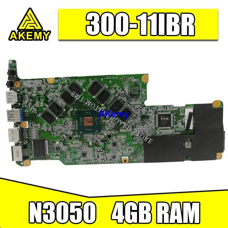 Новая материнская плата для lenovo Yoga 300-11IBR Flex3-1130 материнская плата для ноутбука с процессором N3050 4 Гб 5B20K13586 100% протестирована ОК