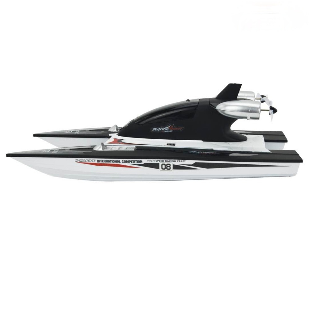 EBOYU FY616 RC Boat 2.4GHz 35km/h High Speed RC Racing Boat Velocity Remote Control Boat Toy for Kids and Adults enlarge