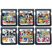 Super All In 1 Compilation Video игровая карта-картридж для Nintendo DS Super Combo Multi Cart (не упакован)
