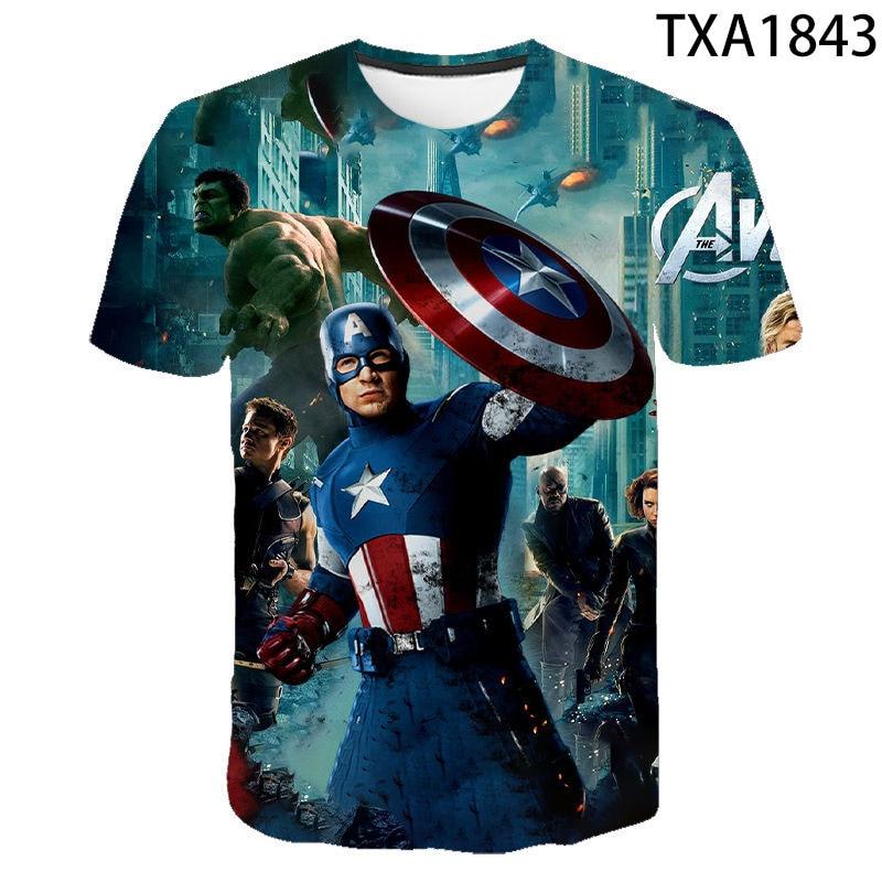 magliette-stampate-in-3d-streetwear-marvel's-the-avengers-cool-boy-girl-bambini-moda-uomo-donna-bambini-casual-maglie-a-manica-corta