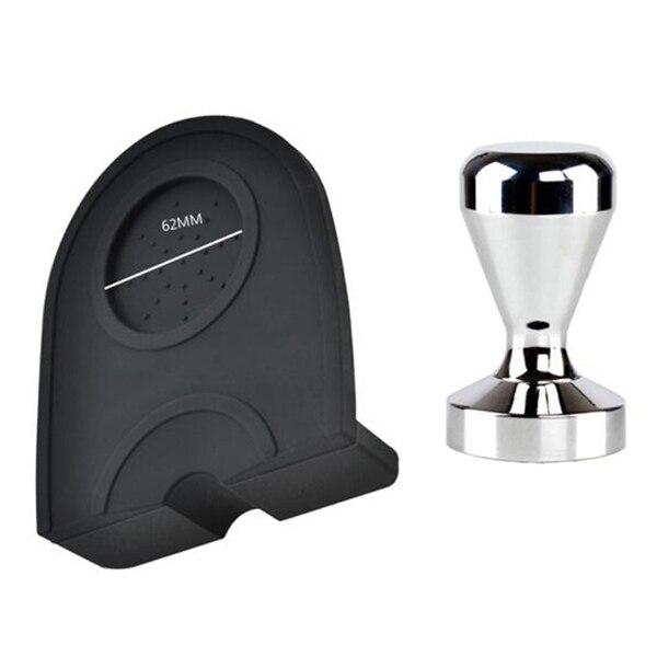 سدادة قهوة مجموعة ، 51 مللي متر سدادة قهوة حصيرة سيليكون المطاط العبث ركن حصيرة صانع القهوة