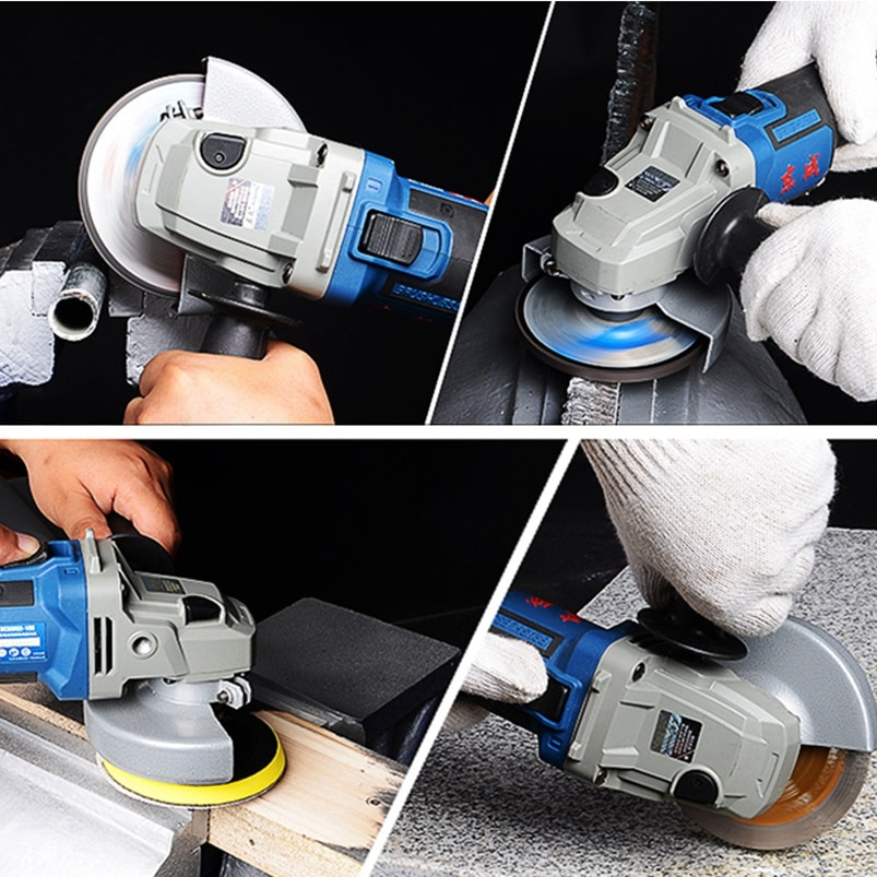 Wuzheng Dongcheng rechargeable angle grinder DCSM02-100E multifunctional rechargeable angle grinder enlarge