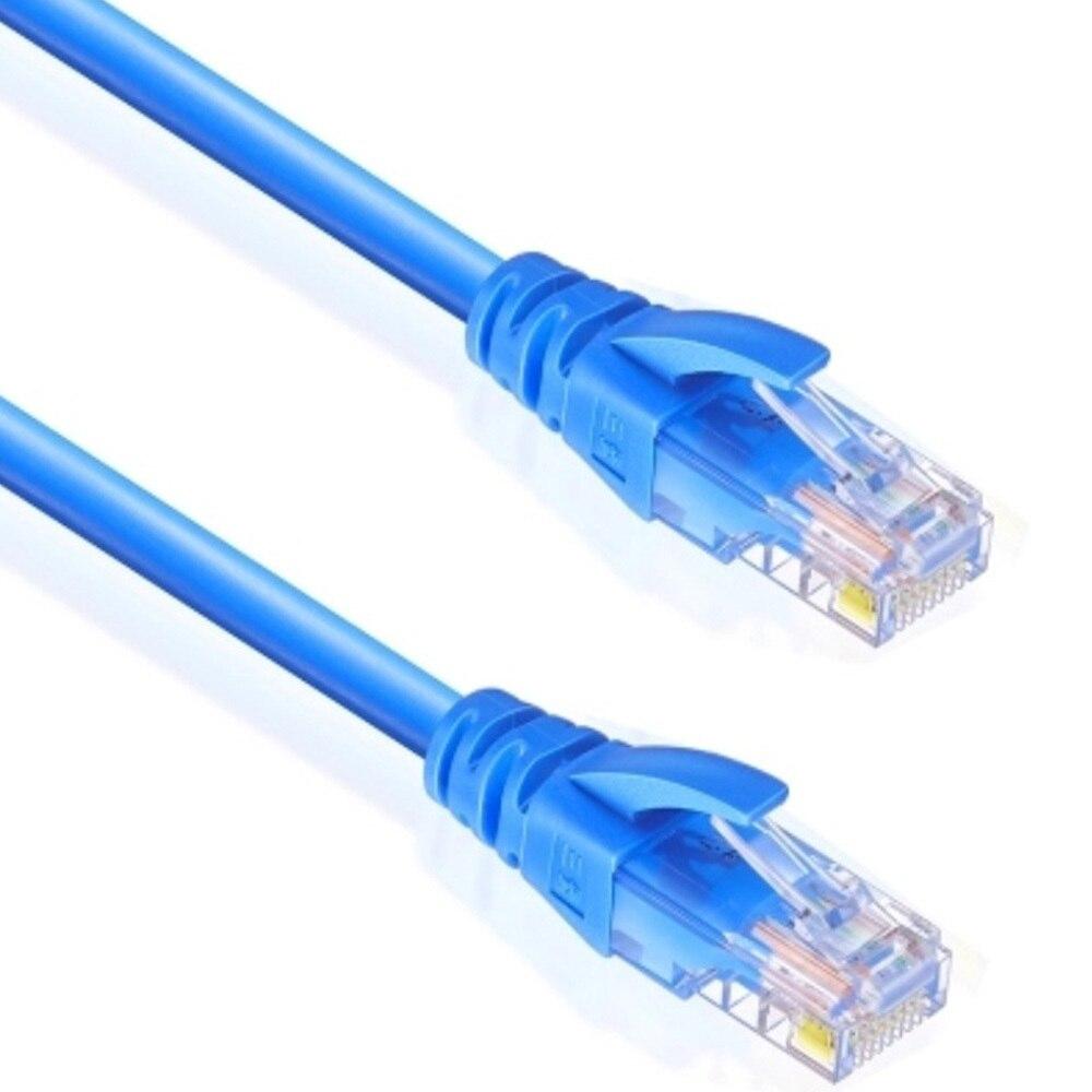 Cable de Ethernet Cat5 Cable Lan RJ45 Red Cat 5 Router de Internet Cable de conexión para ordenador 5m /10m de Cable Lan