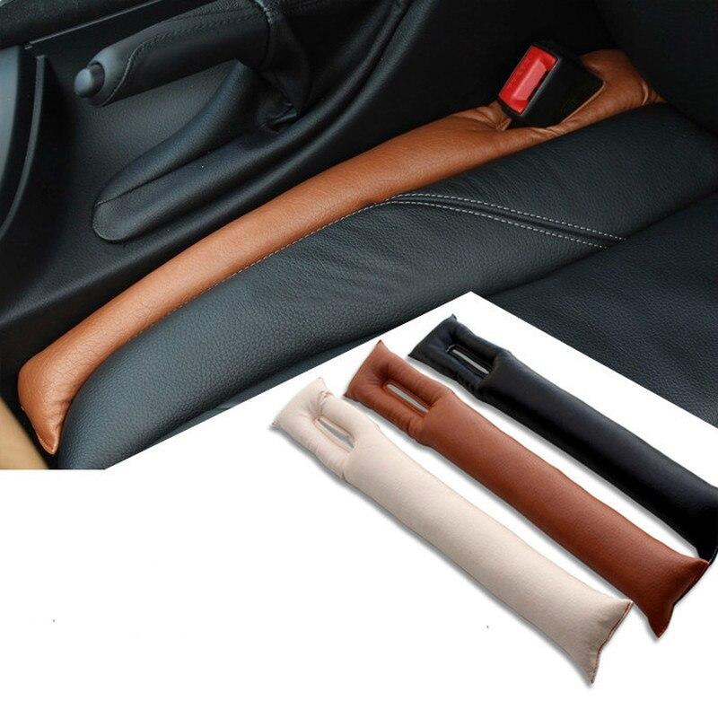 Para Toyota Aqua Toyota Prius 2011-2018, 1 pieza, tope para asiento de coche hueco, tope, a prueba de fugas, almohadilla anticaídas, reposabrazos, accesorios de relleno separador