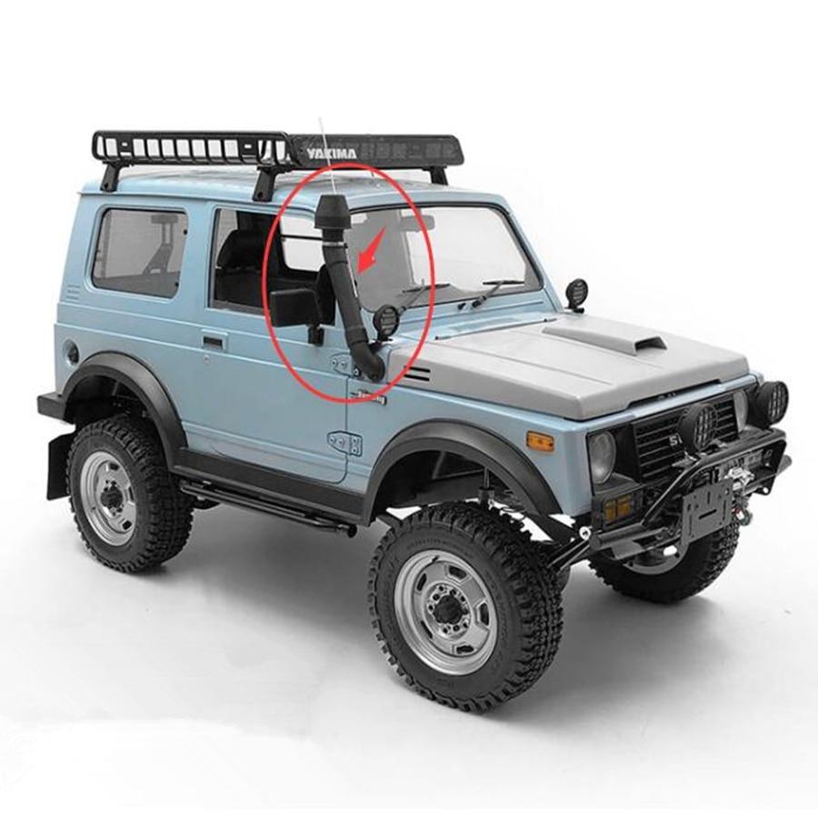 Coches de orugas Rc MODELO DE vadeado para Capo Samurai a escala 1/6 juguetes de Control remoto piezas de decoración de camiones