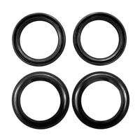 41x54motorcycle front fork damper oil dust seal for harley davidson electra glide ultra classic anniversary efi flhtcuiflhtcu