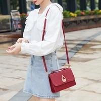 designer handbag for women fashion casual shoulder messenger bag female pu leather crossbody bag phone purse cosmetics organizer