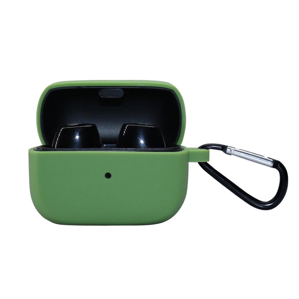 Edifier-auriculares de silicona con gancho, antigolpes audífonos con funda de protección, accesorios...