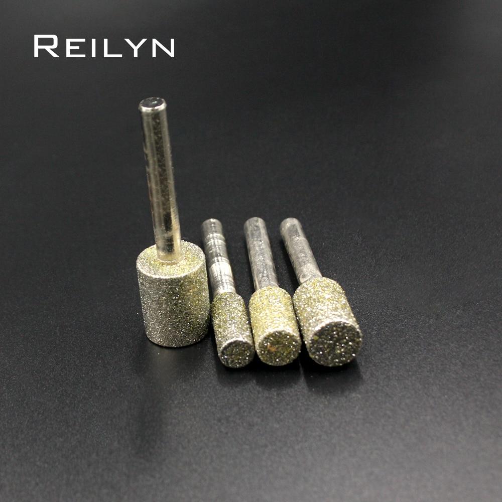 Абразивные Алмазные абразивные коронки, 6-25 мм, 1 шт.