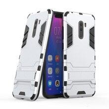 CASE For Xiaomi pocophone F1 case Silicone matte TPU Back cover For pocophone F1 case Protective bum
