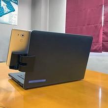 Support de support pour téléphone Portable anti-rayures à montage latéral antidérapant pour ordinateur Portable