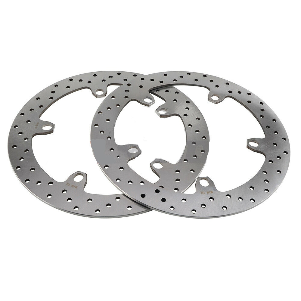 Frete grátis rotor do disco de freio para bmw r1200gs r1200rt 2004-2014 k1200r adv r850gs r1100gs r1150gs 2003-2006 disco de freio dianteiro