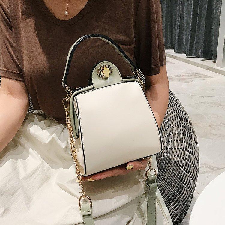 Bolso de lujo para mujer, bolso de hombro de diseñador, bandolera para mujer, Bolso pequeño cuadrado, bolso de mano con perfume, bolso de mano gg